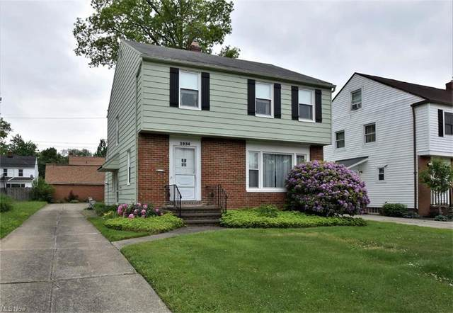 3836 Bendemeer Road, Cleveland Heights, OH 44118 (MLS #4284818) :: The Tracy Jones Team