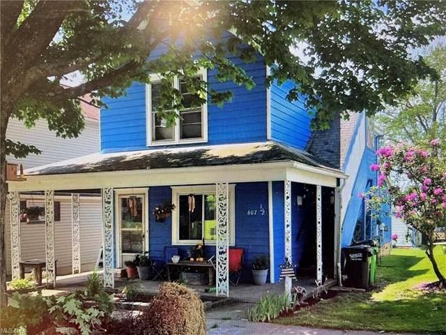 607-607 1/2 N 3rd Street, Dennison, OH 44621 (MLS #4284856) :: Keller Williams Legacy Group Realty
