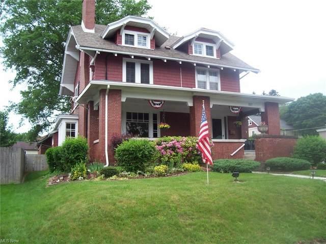 337 W Walnut Street, Ashland, OH 44805 (MLS #4285025) :: RE/MAX Edge Realty