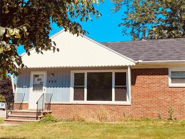 865 E 261 Street, Euclid, OH 44132 (MLS #4285101) :: The Tracy Jones Team