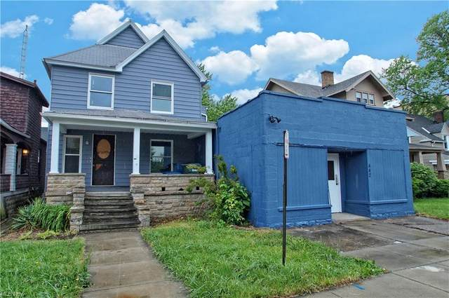 442 Washington Avenue, Lorain, OH 44052 (MLS #4285158) :: Select Properties Realty