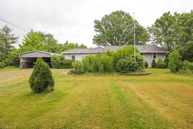 12843 Grafton Road, Grafton, OH 44044 (MLS #4285180) :: The Holden Agency