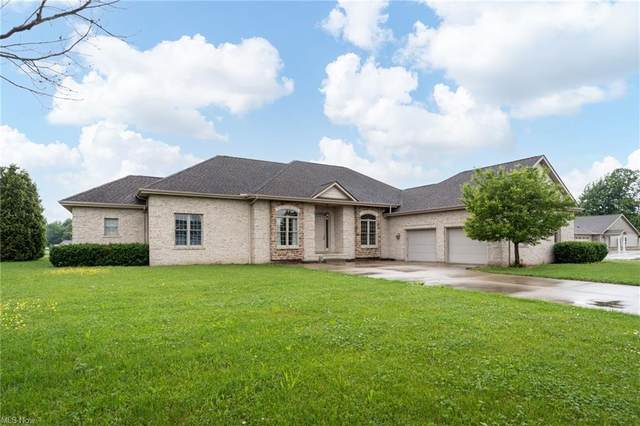 221 Sanctuary Drive, Cortland, OH 44410 (MLS #4285225) :: The Art of Real Estate