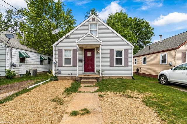 2323 20th Street NE, Canton, OH 44705 (MLS #4285240) :: TG Real Estate