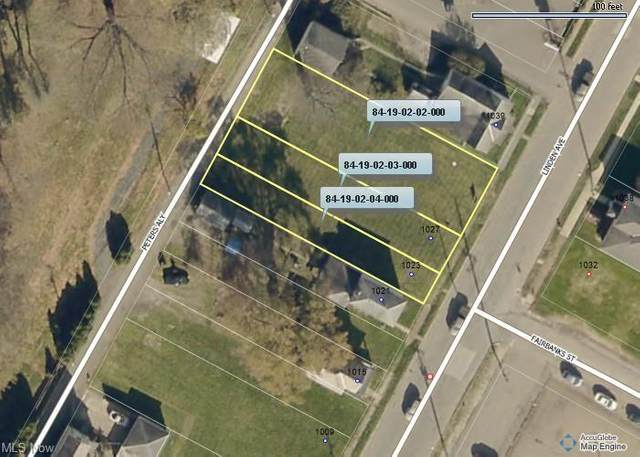 1033 Linden Avenue, Zanesville, OH 43701 (MLS #4285255) :: Jackson Realty