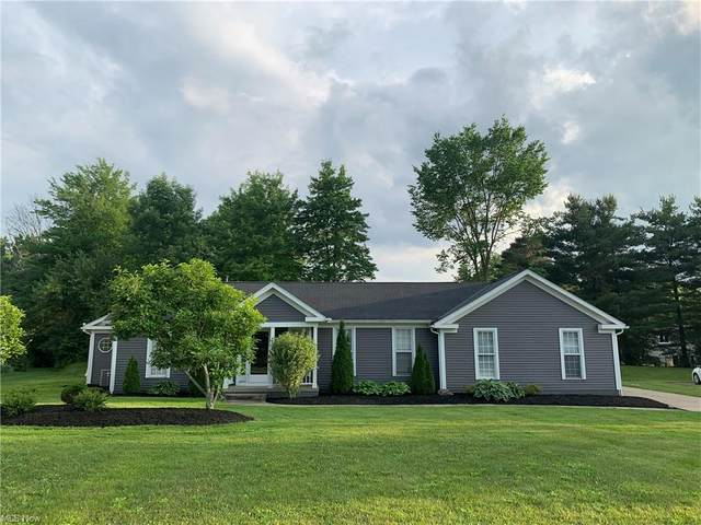134 Brentwood Drive, Hudson, OH 44236 (MLS #4285441) :: The Holden Agency