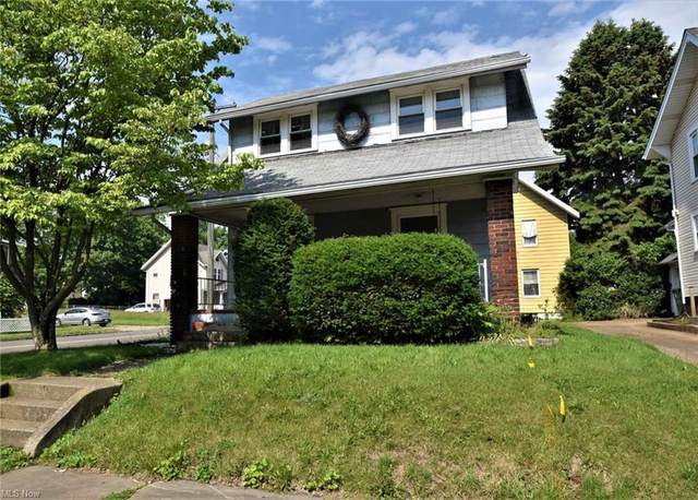1039 Clarendon Avenue SW, Canton, OH 44710 (MLS #4285458) :: The Crockett Team, Howard Hanna