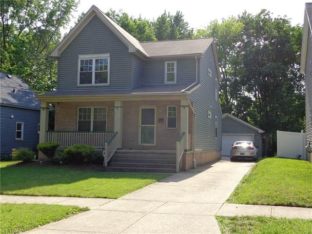 4242 E 163rd Street, Cleveland, OH 44128 (MLS #4285472) :: The Holden Agency