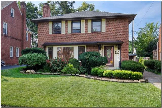 3914 Tyndall Road, University Heights, OH 44118 (MLS #4285520) :: The Jess Nader Team | REMAX CROSSROADS