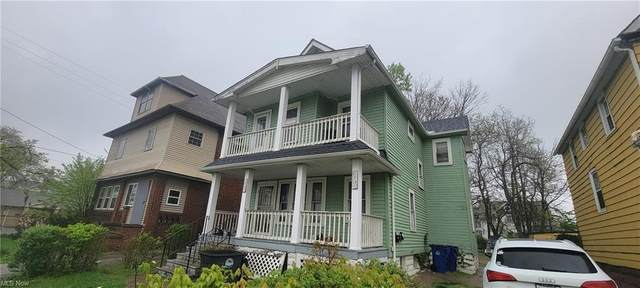 3151 E 116th Street, Cleveland, OH 44120 (MLS #4285652) :: The Tracy Jones Team