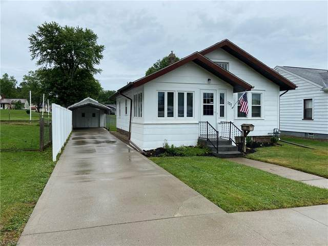 137 Downs Avenue, Newcomerstown, OH 43832 (MLS #4285693) :: The Tracy Jones Team