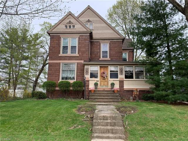 166 Park Ave, Cortland, OH 44410 (MLS #4285729) :: The Art of Real Estate