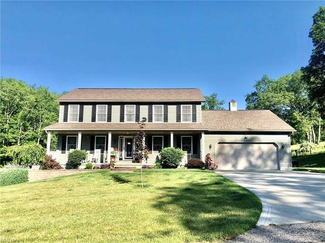 66950 S Ray Road, St. Clairsville, OH 43950 (MLS #4285850) :: Tammy Grogan and Associates at Keller Williams Chervenic Realty