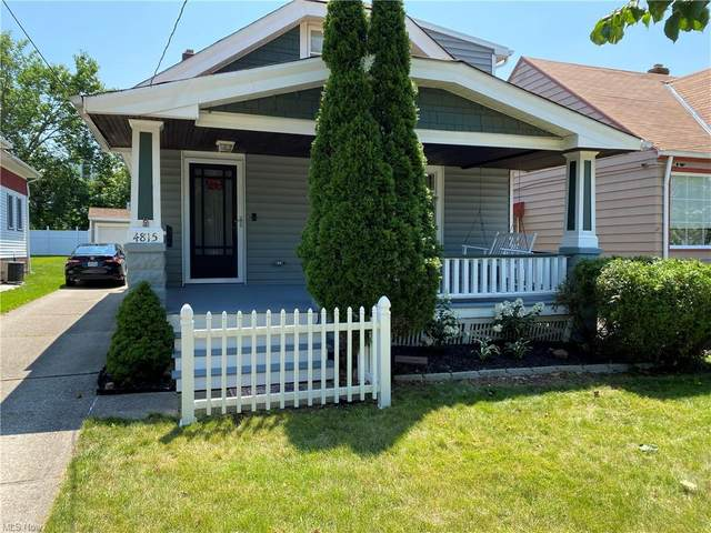 4815 Ardmore Avenue, Cleveland, OH 44144 (MLS #4285954) :: The Holly Ritchie Team