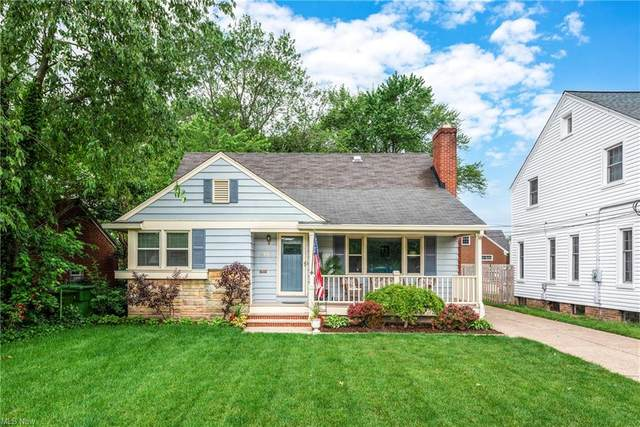 4796 W Park Drive, Fairview Park, OH 44126 (MLS #4285989) :: The Holly Ritchie Team