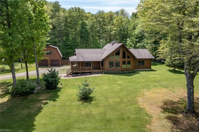 6765 N Clubside Drive, Andover, OH 44003 (MLS #4285998) :: The Holden Agency