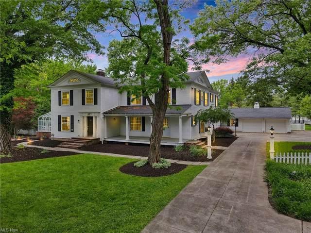 333 Aurora Street, Hudson, OH 44236 (MLS #4286071) :: Tammy Grogan and Associates at Keller Williams Chervenic Realty