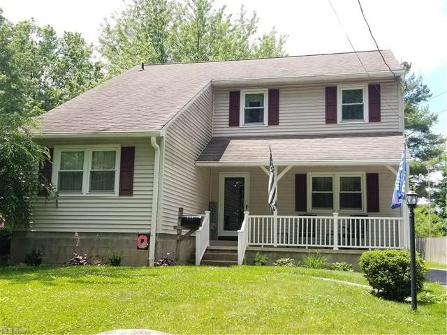 911 Morris Avenue, Salem, OH 44460 (MLS #4286126) :: RE/MAX Trends Realty