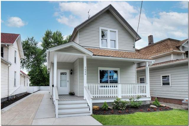1646 Holmden Avenue, Cleveland, OH 44109 (MLS #4286198) :: RE/MAX Trends Realty