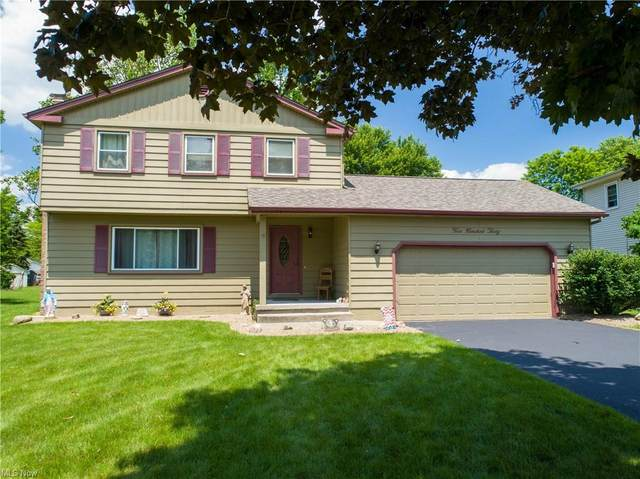 430 Garden Valley Drive, Youngstown, OH 44512 (MLS #4286207) :: The Tracy Jones Team
