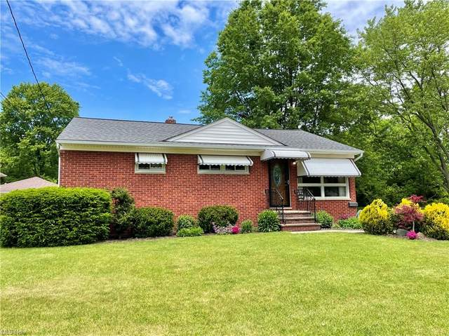 13643 Silver Road, Garfield Heights, OH 44125 (MLS #4286348) :: The Holden Agency