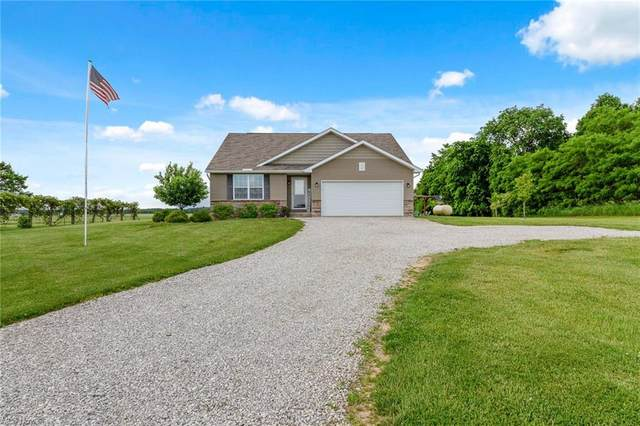 3404 State Route 162 W, Willard, OH 44890 (MLS #4286528) :: The Holden Agency