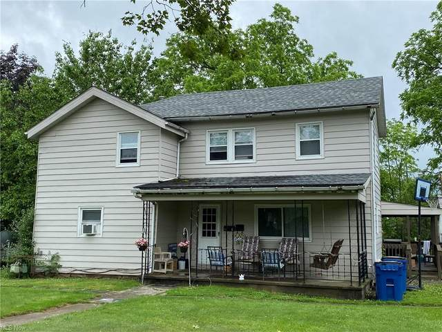 265 Park, Cortland, OH 44410 (MLS #4286604) :: The Art of Real Estate