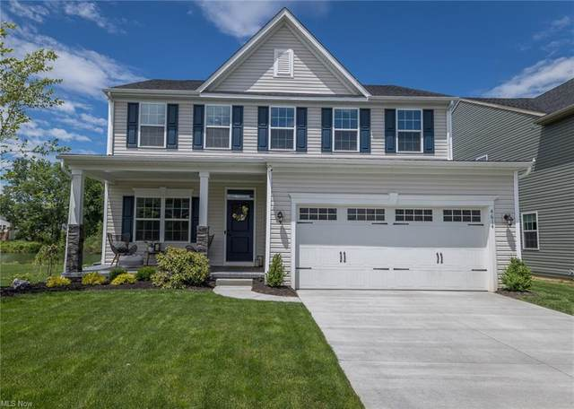 4614 Lakeside Oval, Peninsula, OH 44264 (MLS #4286634) :: The Holden Agency