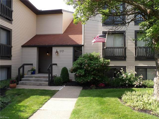 6280 Greenwood Parkway #205, Northfield, OH 44067 (MLS #4286658) :: The Art of Real Estate