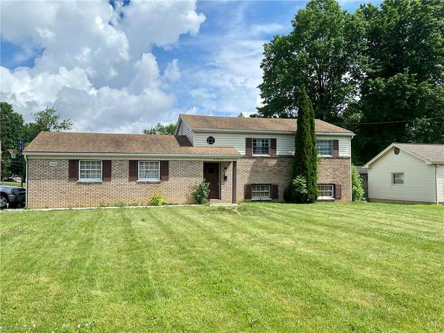 4344 Wedgewood Drive, Youngstown, OH 44511 (MLS #4286722) :: The Holly Ritchie Team