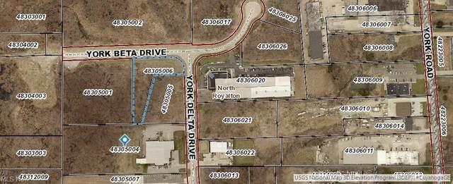 York Delta Drive, North Royalton, OH 44133 (MLS #4286756) :: The Holden Agency