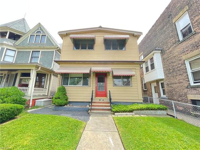 2101 Murray Hill Road, Cleveland, OH 44106 (MLS #4286797) :: Tammy Grogan and Associates at Keller Williams Chervenic Realty