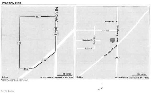 Avon Belden Road, North Ridgeville, OH 44039 (MLS #4286805) :: The Art of Real Estate