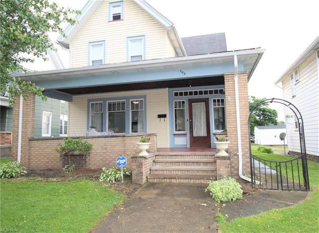 305 6th Street SW, Massillon, OH 44647 (MLS #4286915) :: Tammy Grogan and Associates at Keller Williams Chervenic Realty