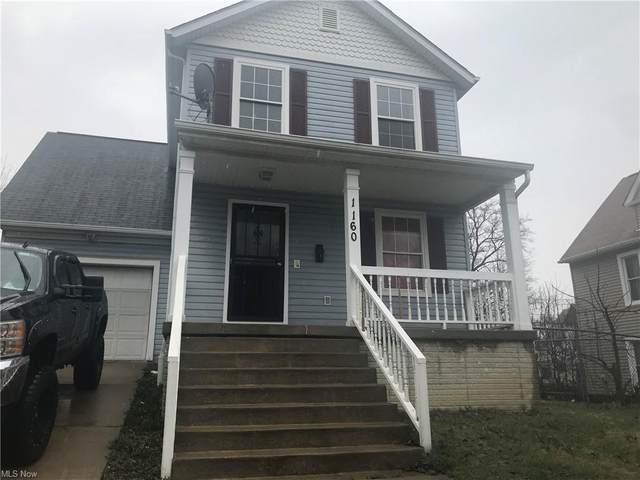 1160 E 114th Street, Cleveland, OH 44108 (MLS #4286956) :: The Holden Agency