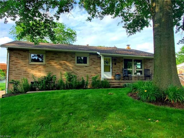 1612 Locust Street S, Canal Fulton, OH 44614 (MLS #4286959) :: RE/MAX Edge Realty
