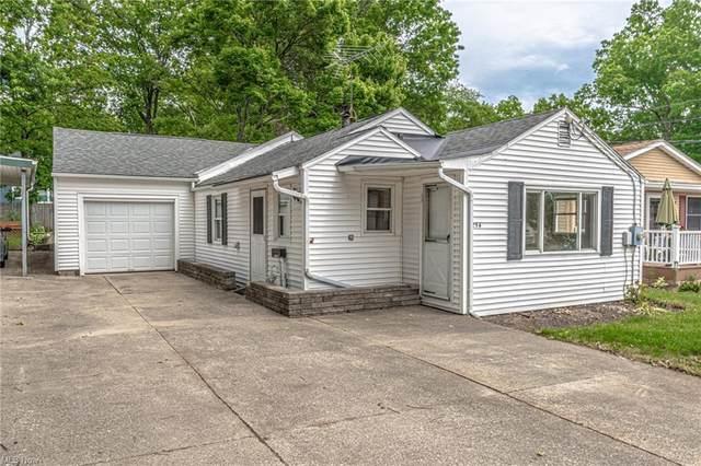 254 Baldwin Street, Wadsworth, OH 44281 (MLS #4286963) :: Select Properties Realty