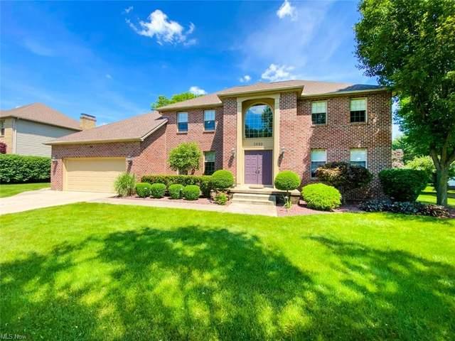 5880 Cherrywood Drive, Boardman, OH 44512 (MLS #4287010) :: TG Real Estate