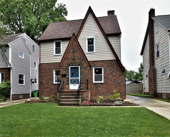 1243 Plainfield Road, South Euclid, OH 44121 (MLS #4287017) :: TG Real Estate