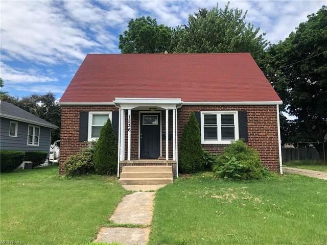 1236 Burkhardt Avenue, Akron, OH 44301 (MLS #4287056) :: TG Real Estate