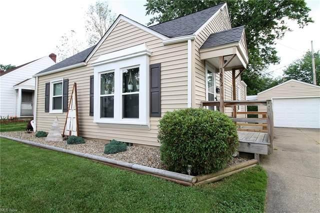 1662 Girard Street, Akron, OH 44301 (MLS #4287072) :: TG Real Estate