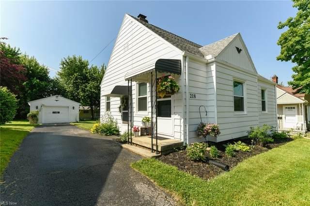 218 E Catawba Avenue, Akron, OH 44301 (MLS #4287085) :: TG Real Estate