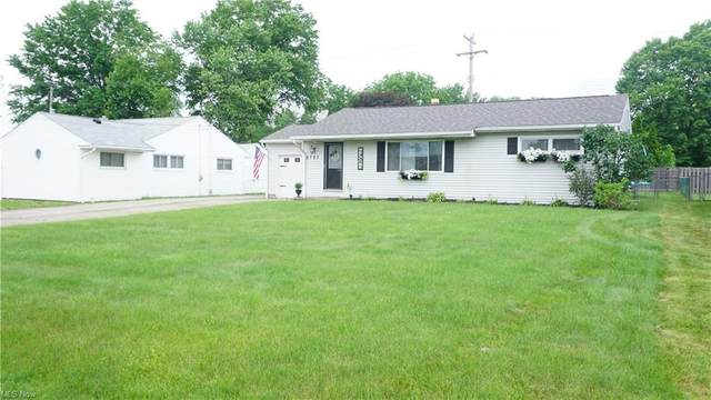 2727 Rhoadesdale Avenue, Akron, OH 44312 (MLS #4287116) :: RE/MAX Edge Realty