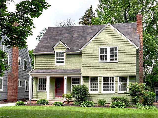 3270 Lansmere Road, Shaker Heights, OH 44122 (MLS #4287141) :: The Tracy Jones Team