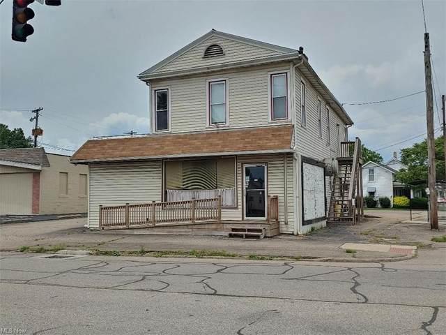 1038 Chestnut Street, Coshocton, OH 43812 (MLS #4287157) :: The Tracy Jones Team