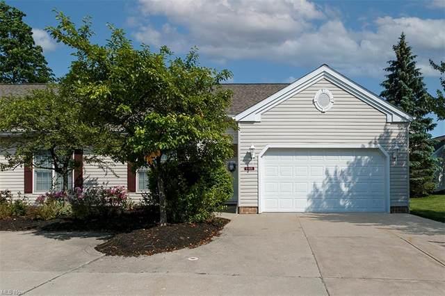 14325 Quail Ridge Drive #17, North Royalton, OH 44133 (MLS #4287204) :: The Holden Agency
