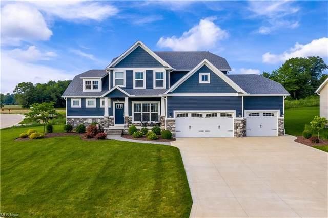 2649 Ledgestone Drive NW, Uniontown, OH 44685 (MLS #4287235) :: RE/MAX Edge Realty