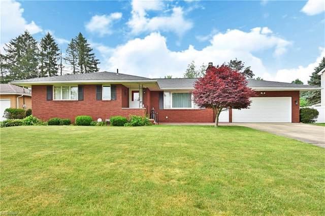 2166 Grissom Drive NE, Warren, OH 44483 (MLS #4287291) :: TG Real Estate