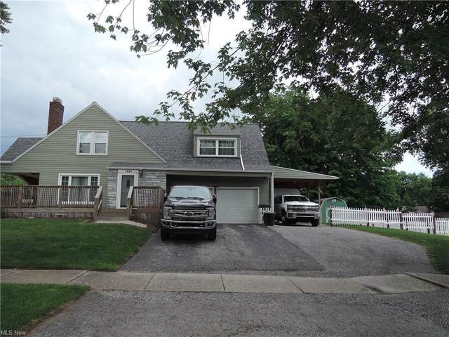 1589 Cascade Drive, Youngstown, OH 44511 (MLS #4287317) :: TG Real Estate