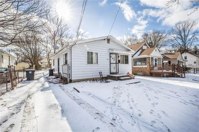 784 E Crosier Street, Akron, OH 44306 (MLS #4287369) :: TG Real Estate